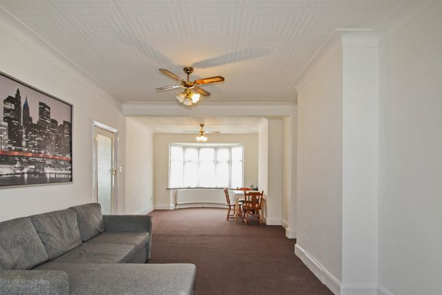 Thumbnail Semi-detached house to rent in Aldborough Road South, Seven Kings, Ilford