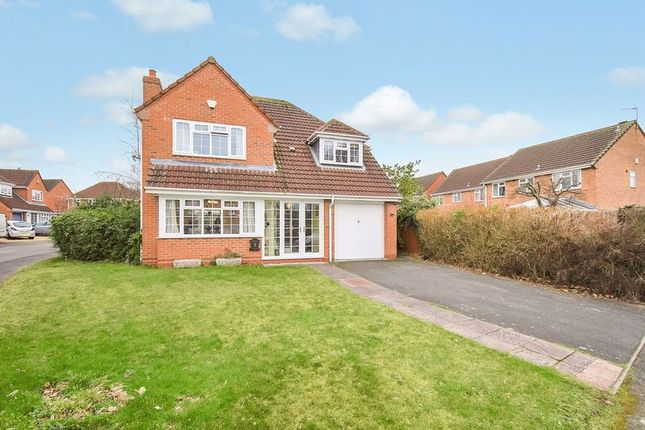 Thumbnail Detached house for sale in 2 Stile Rise, Shawbirch, Telford