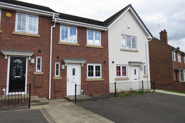 Thumbnail Terraced house for sale in Gorsefield Road, Shard End, Birmingham