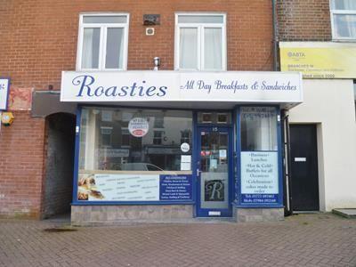 Thumbnail Restaurant/cafe to let in Cafe / Takeaway Business, Poulton Street, Kirkham