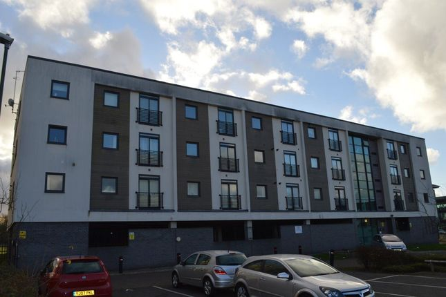 Thumbnail Flat to rent in Calverly Court, New Stoke Village, Coventry