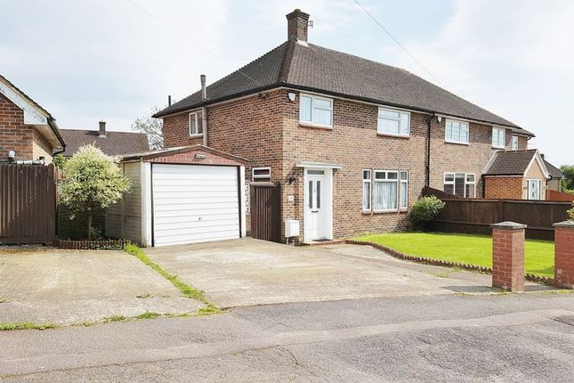Thumbnail Semi-detached house to rent in Wood Street, Merstham, Redhill