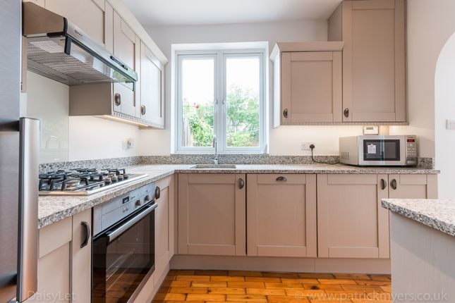 Thumbnail Terraced house to rent in Frankfurt Road, London