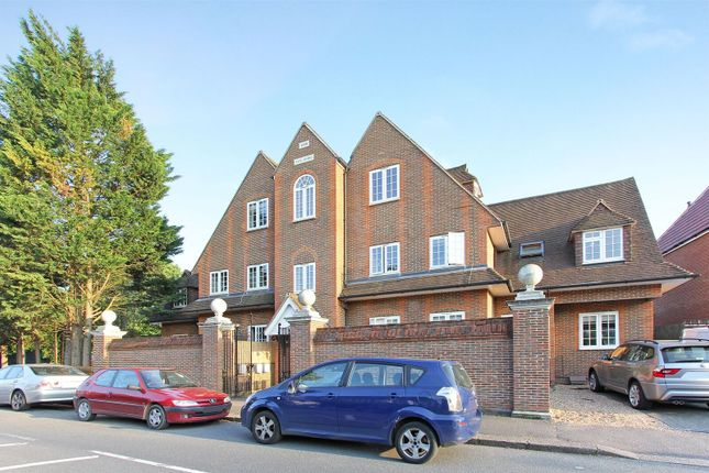 Thumbnail Flat to rent in Wandle Road, Morden