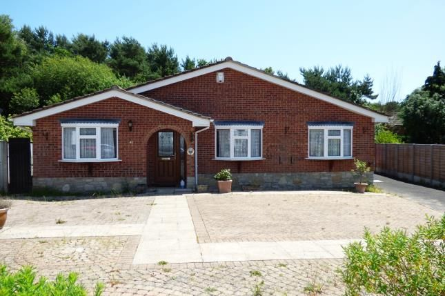 Thumbnail Bungalow for sale in West Canford Heath, Poole, Dorset