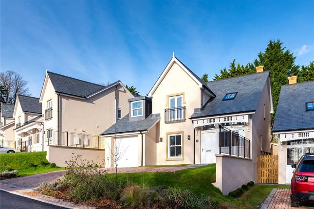 Thumbnail Detached house for sale in Kenwyn Gardens, Truro, Cornwall