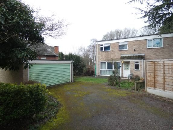 Thumbnail Semi-detached house for sale in Highfield Gardens, Highfield Road, Derby, Derbyshire