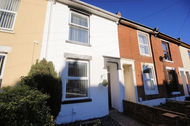 2 bed terraced house for sale in Brougham Street, Gosport