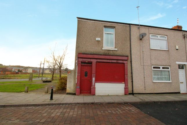 Front of Spencer Street, Eldon Lane, Bishop Auckland DL14