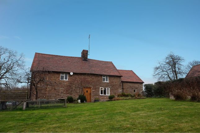 Thumbnail Detached house for sale in Clee St. Margaret, Craven Arms