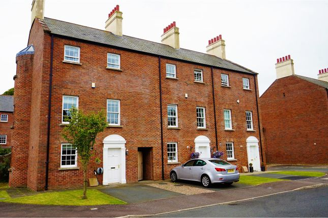 Thumbnail Town house for sale in Manor Farm Crescent, Donaghadee