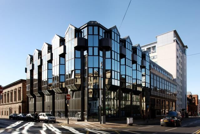 Office to let in St Stephens House, 279 Bath Street, Glasgow, Glasgow