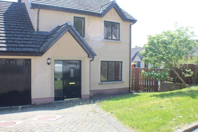 Thumbnail Detached house to rent in Begbie View, Milton Bridge, Penicuik
