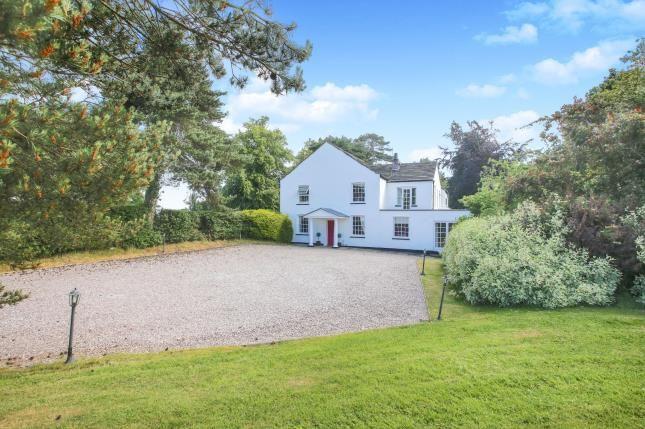 Thumbnail Detached house for sale in Parvey Lane, Sutton, Macclesfield, Cheshire