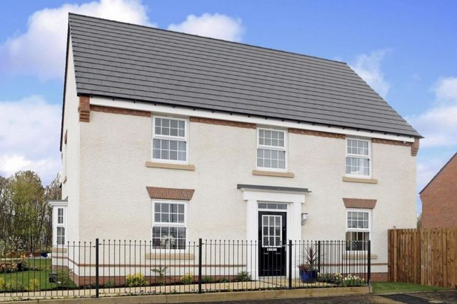 Thumbnail Detached house for sale in Edale Close, Teal Farm Village, Washington