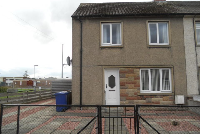 Thumbnail End terrace house to rent in Pentland View Place, Roslin, Midlothian