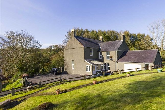 Thumbnail Detached house for sale in Pentraeth
