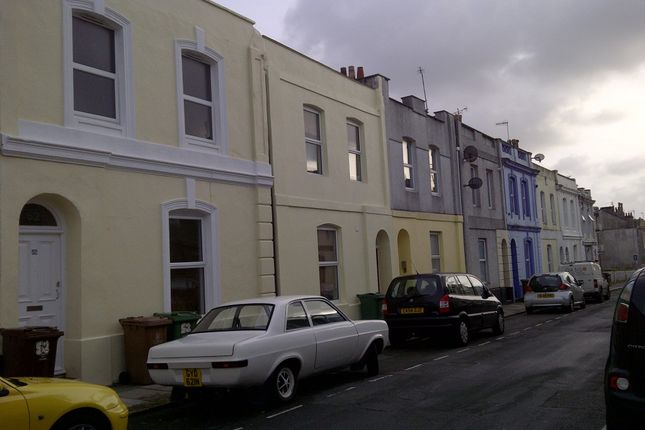 Thumbnail Town house to rent in Penrose Steet, City Centre, Plymouth