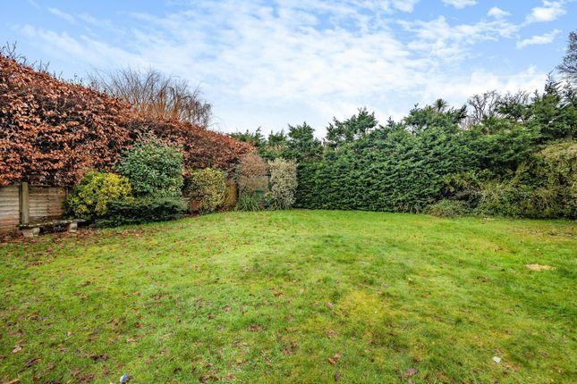 Rear Garden of Thakeham Road, Storrington, West Sussex RH20