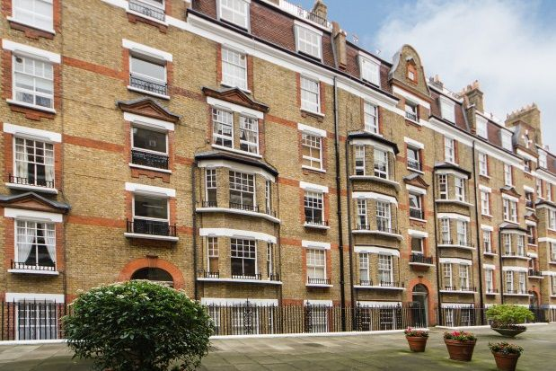 1 bed flat to rent in Ther Marlborough, Walton Street, Chelsea