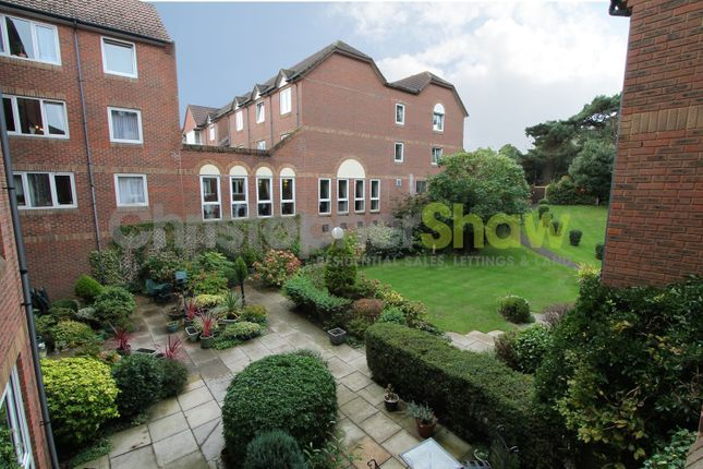 Thumbnail Flat to rent in Park View Court, 18 Queens Park West Drive, Bournemouth