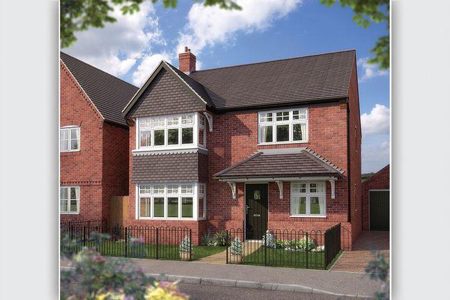 """Thumbnail Detached house for sale in """"The Canterbury"""" at Bishopton Lane, Bishopton, Stratford-Upon-Avon"""