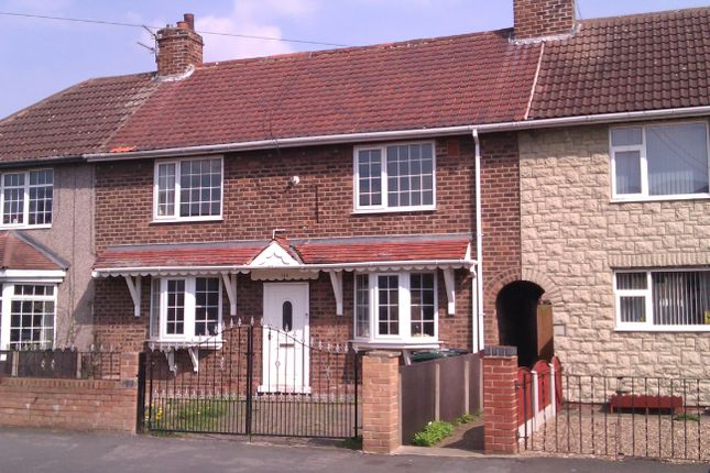 Thumbnail Semi-detached house to rent in 114 Beech Road, Armthorpe, Doncaster