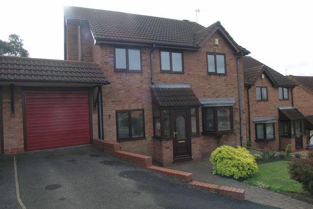 Thumbnail Detached house for sale in Terrace Street, Rowley Regis