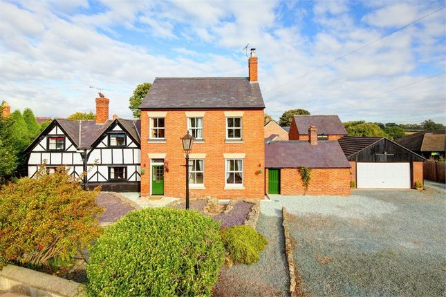 Thumbnail Detached house for sale in Clive, Shrewsbury, Shropshire