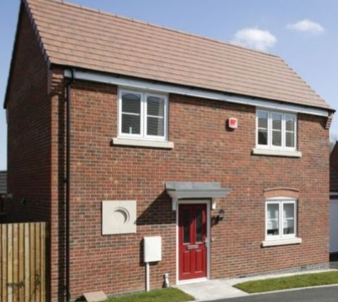 Thumbnail Detached house for sale in Off Winchester Road, Blaby