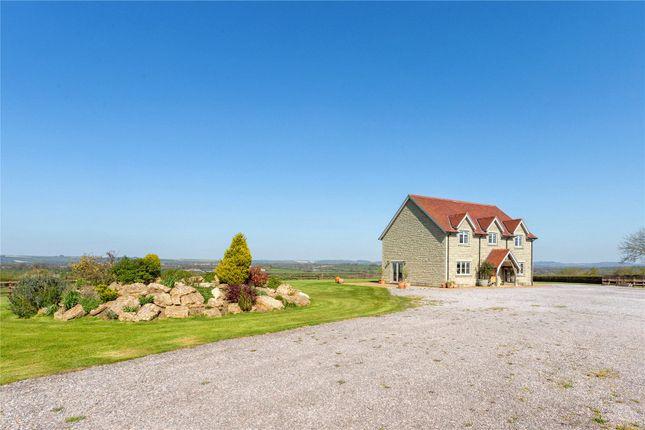Thumbnail Detached house for sale in Gillingham, Dorset