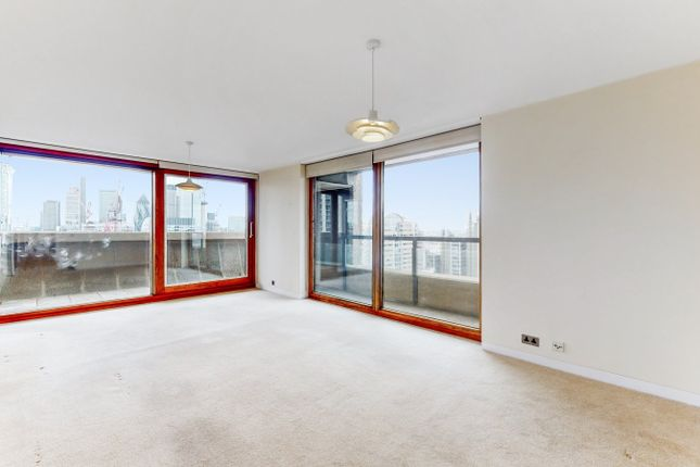 Thumbnail Flat to rent in Shakespeare Tower, Barbican