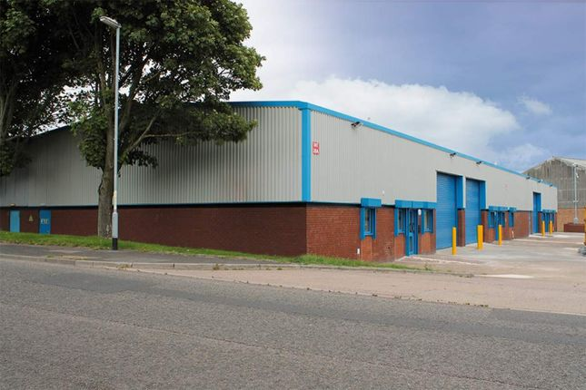 Thumbnail Industrial to let in Unit 28A Zone 3, Burntwood Business Park, Burntwood