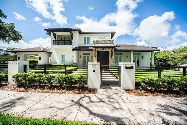 Thumbnail Property for sale in 515 Caligula Ave, Coral Gables, Florida, United States Of America