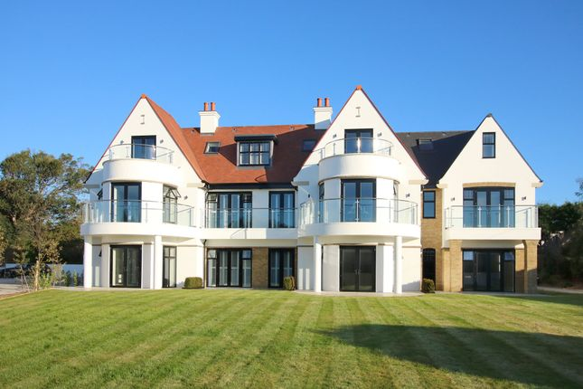 Thumbnail Flat for sale in Barton Common Road, Barton On Sea, Hampshire
