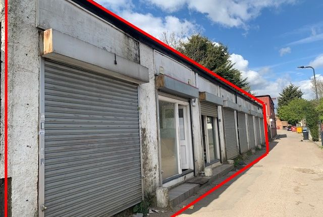 Thumbnail Industrial for sale in Edgware Road, London