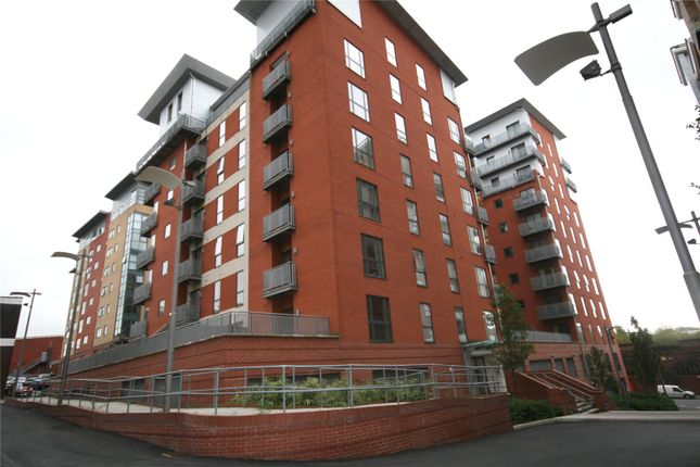 Thumbnail Flat to rent in Melia House, Hornbeam Way, Manchester