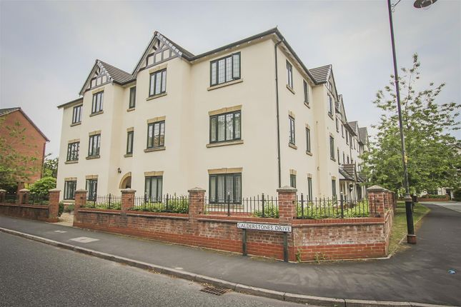 3 bed flat for sale in Calderstones Drive, Whalley, Clitheroe BB7