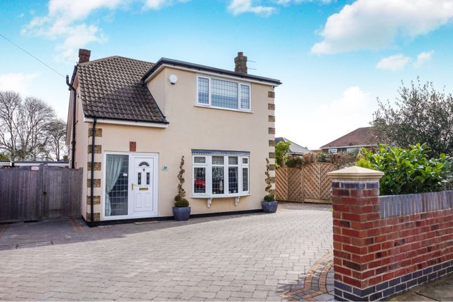 Front of Bulwick Avenue, Scartho, Grimsby DN33