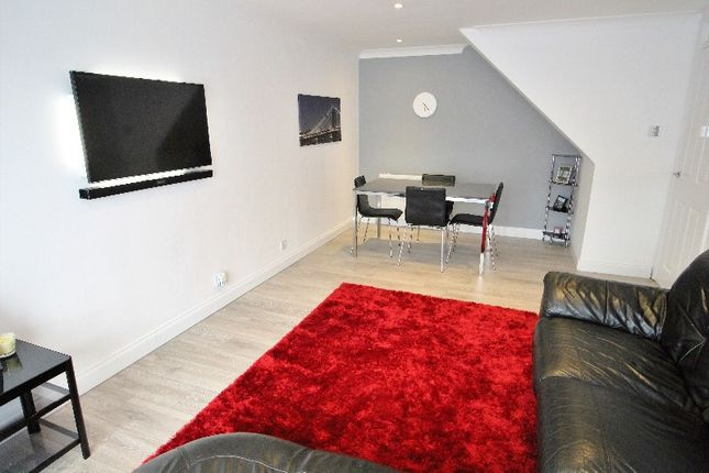 Thumbnail Terraced house for sale in Balmoral Court, Dunblane, Dunblane
