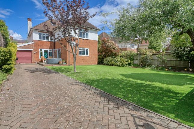 4 bed detached house for sale in Wellington Road, Taunton TA1