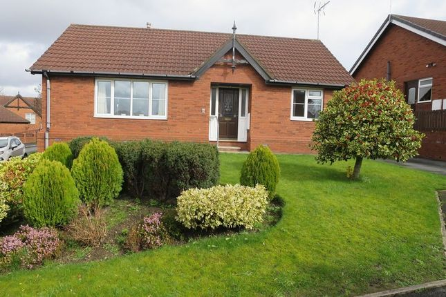 Thumbnail Detached bungalow for sale in Grange Park Drive, Churwell, Leeds