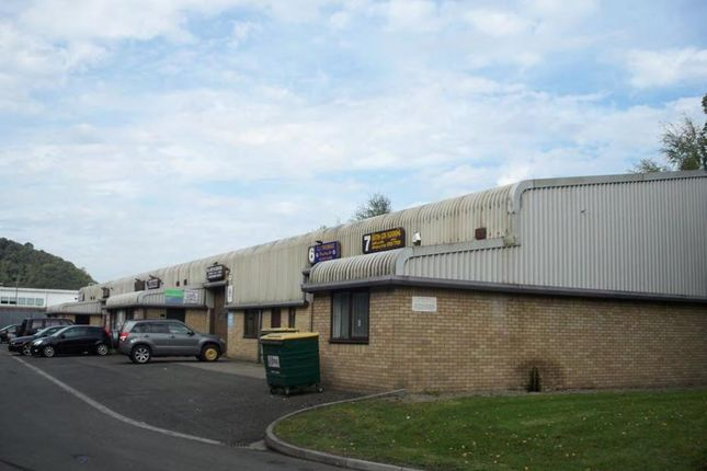Industrial to let in Darren Drive, Prince Of Wales Industrial Estate, Abercarn, Newport