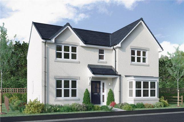 "Thumbnail Detached house for sale in ""Pringle"" at East Calder, Livingston"