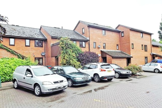 Thumbnail Maisonette for sale in St Marys Close, Newtown, Powys