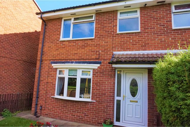 Thumbnail Semi-detached house for sale in Billingham Road, Stockton-On-Tees