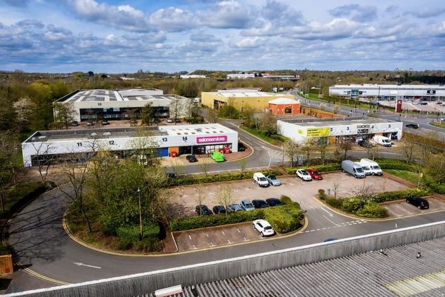 Thumbnail Industrial to let in Unit 1 Granby Trade Park, Bletchley, Milton Keynes