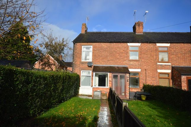 Thumbnail Terraced house to rent in Daisy Bank, Nantwich