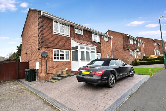 Semi-detached house for sale in Sinclair Way, Darenth, Kent