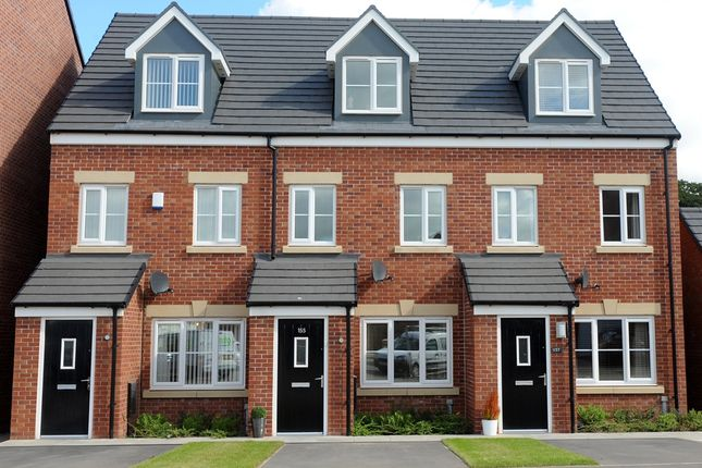 """Thumbnail Semi-detached house for sale in """"The Souter"""" at Brookwood Way, Buckshaw Village, Chorley"""